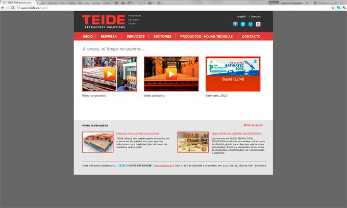 Teide Refractory Solutions